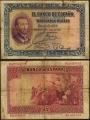 Billete Banco de España - Madrid 0025 pesetas 1926 BC