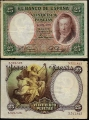 Billete Banco de España - Madrid 0025 pesetas 1931 BC