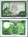 Billete Estado Español 1000 pesetas Madrid 1965 MBC