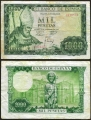 Billete Estado Español 1000 pesetas Madrid 1965 BC Sin Serie