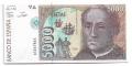 Billete Juan Carlos I 05000 pesetas Madrid 1992 SC