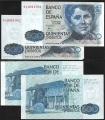 Billete Juan Carlos I 00500 pesetas Madrid 1979 SC S-9A Pareja
