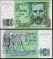 Billete Juan Carlos I 01000 pesetas Madrid 1979 S/C
