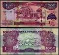 Billete Somalilandia 01000 Shillings S/C. 2011