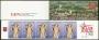 Carné de sellos Vaticano C1119. Expo. Mundial Filatelia Italia98