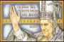 Carné de sellos Vaticano C1449a. Viajes del Papa 2007