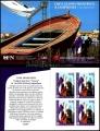 Carné de sellos Vaticano C1676. Viajes Papa 2014