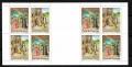 Carné de sellos Vaticano S/N. Navidad 2017