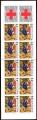 Carnet Sellos Francia Año 1987 Nº 2036. Cruz Roja
