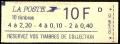 Carnet Sellos Francia Año 1987 Nº 1501 - Básica