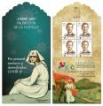 Carnet sellos Promoción Filatelia 2020 Cáceres