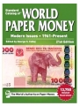 Catálogo Billetes del Mundo. World Paper Money. 1961-Present