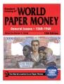 Catálogo Billetes del Mundo. World Paper Money. 1368-1960