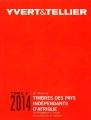 Catálogo Sellos Países Independientes de África. Yvert 2014