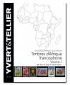 Catálogo Sellos Africa Francofona . Yvert 2018 Parte 1 (A a H)