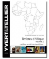 Catálogo Sellos Africa. Yvert 2018 Volumen 1 (A a G)