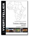 Catálogo Sellos Africa. Yvert 2018 Volumen 2 (G a Z)