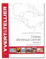 Catálogo Sellos America Central Volumen 1. Yvert 2016