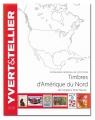 Catálogo Sellos America del Norte  Yvert 2018