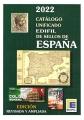 Catálogo Sellos de España. Edifil 2022
