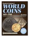 Catálogo monedas del Mundo. World Coins (1601-1700). 5ª edición