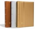 Clasificador sellos Comfort Metallic 64 pg. Cartón blanco