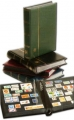 Clasificador vitolas Premium 32 pg. Cartón negro. Sin cajetín