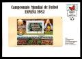 Colección 72 Sobres con Sellos y Matasellos Mundial España 82