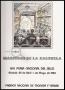 Documento Filatélico Nº 020. XVI Feria Nacional Sello 83