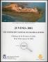 Documento Filatélico Nº 1/2001. Juvenia 01