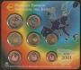Euroset de España 2001