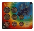 Euroset de España 2003 Sin Codigo