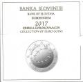 Euroset oficial de Eslovenia 2017