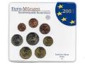 Euroset oficial de Alemania 2003 - 5 Cecas