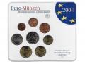 Euroset oficial de Alemania 2004 - 5 Cecas