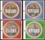 Serie sellos Vaticano Franqueo Automático. Año 2002