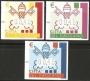 Serie sellos Vaticano Franqueo Automático. Año 2004