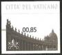 Serie sellos Vaticano Franqueo Automático. Año 2008