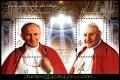 HB 1654-55. Canonización Juan XXIII y Juan Pablo II