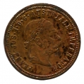 Medalla Austria Franz Jos I