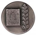 Medalla Cincuentenario Banco Bilbao en Gijon