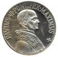 Medalla Vaticano Pablo VI