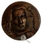 Medalla conmemorativa del  Conde de Campomanes