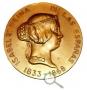 Medalla conmemorativa de la Reina Isabel II