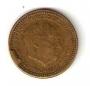Moneda 001 peseta 1947 *19.52.MBC.EXCESO METAL