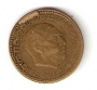Moneda 001 peseta 1953 *19.56.MBC.EXCESO METAL