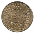 Moneda 001 peseta 1944. EBC+