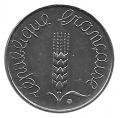 Moneda 0,01 Centimo Francia 1963 S/C