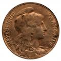 Moneda 0,05 Centimos Francia 1916 BC