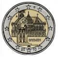 Moneda 2 euros Alemania 2010